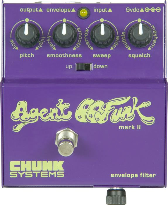 Chunk Systems Agent Funk Mark II Top View