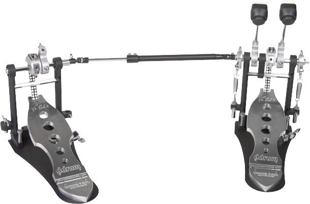 Vinnie Paul Double Bass Drum Pedal