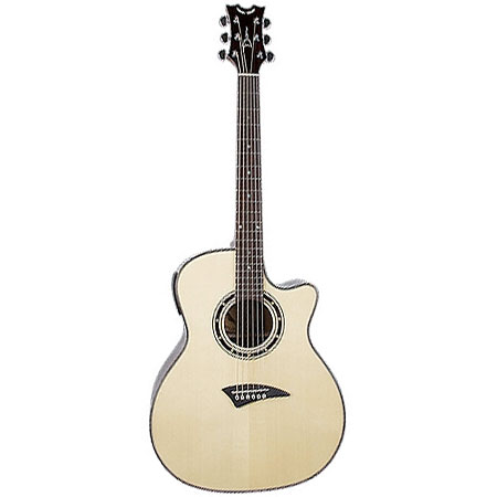 Exotica Spruce Acoustic Electric Guitar