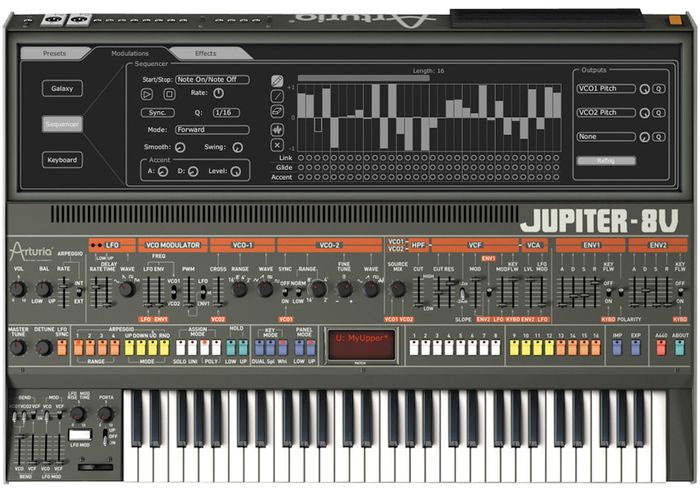 Arturia V Collection 2 Jupiter-8V