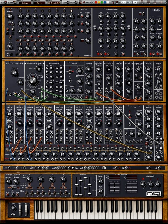 Arturia V Collection 2 Moog Modular V