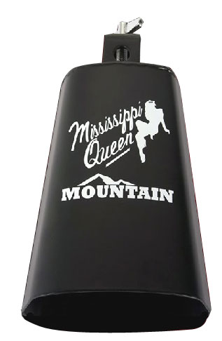 Mississippi Queen Moutain Cowbell