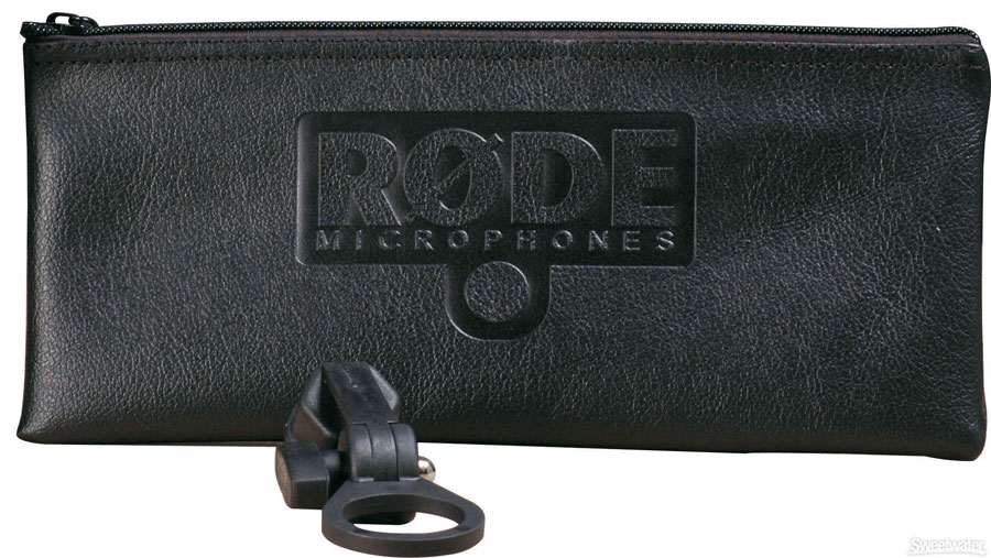 Includes Carrying Case and Mic Clip
