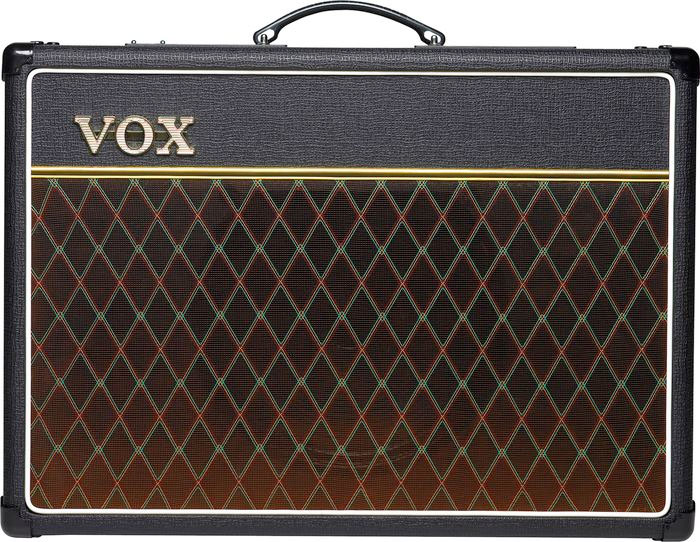 Vox AC15C1 Open Box Front View