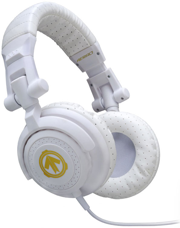 AERIAL7 Tank Headphones Blizzard