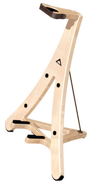 Ultimate Support AXW Wood Guitar Stand Beech