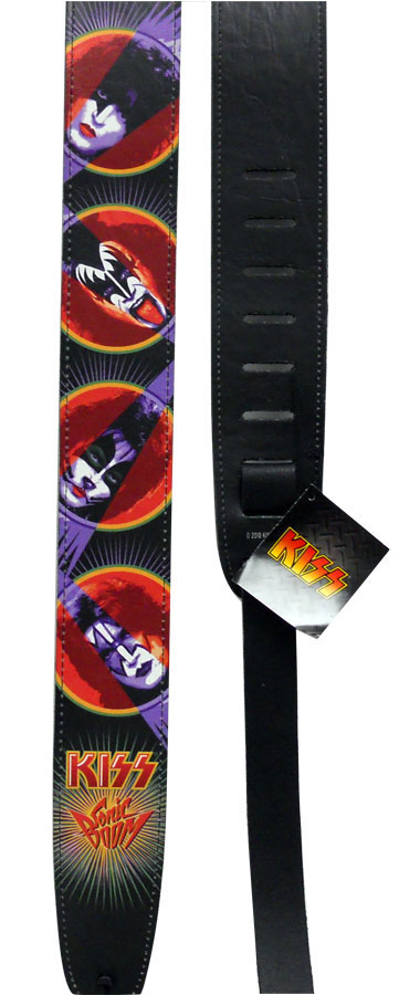 Kiss Strap Collection - Sonic Boom