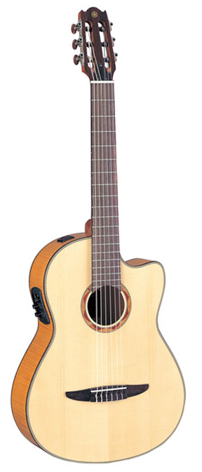 NCX900FM Nylon String Acoustic-Electric Classical Cutaway