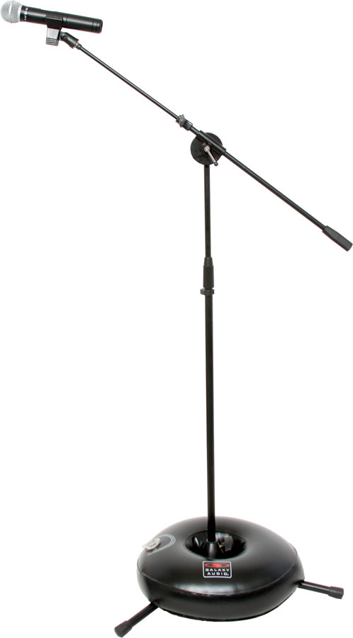 Galaxy LSR38 Life Saver On Mic Stand