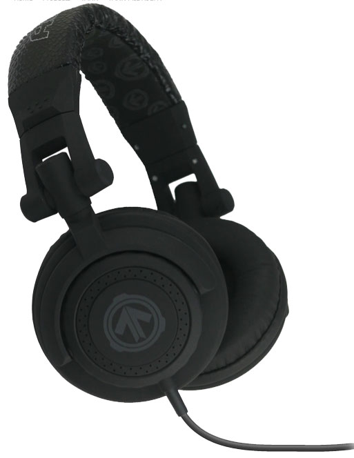 AERIAL7 Tank Headphones Midnight