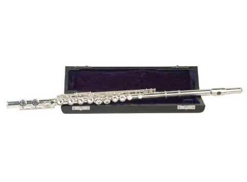 C Flute - Silver Plated