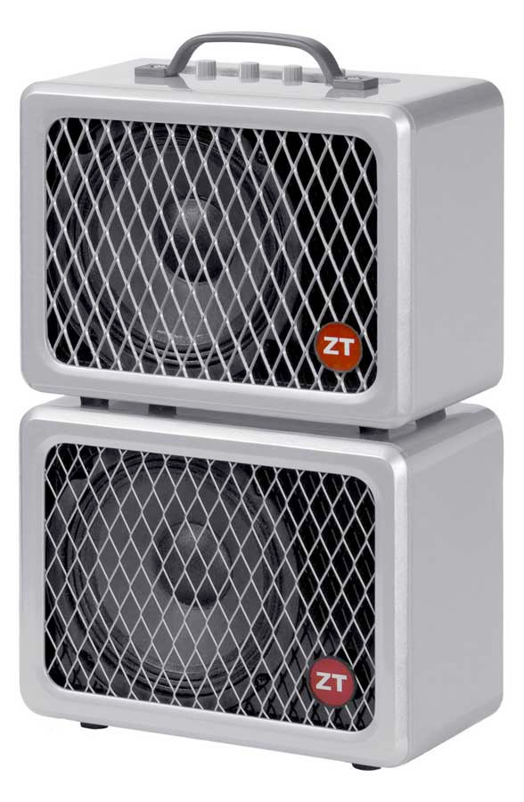 ZT Amplifiers The Lunchbox Cab Stack