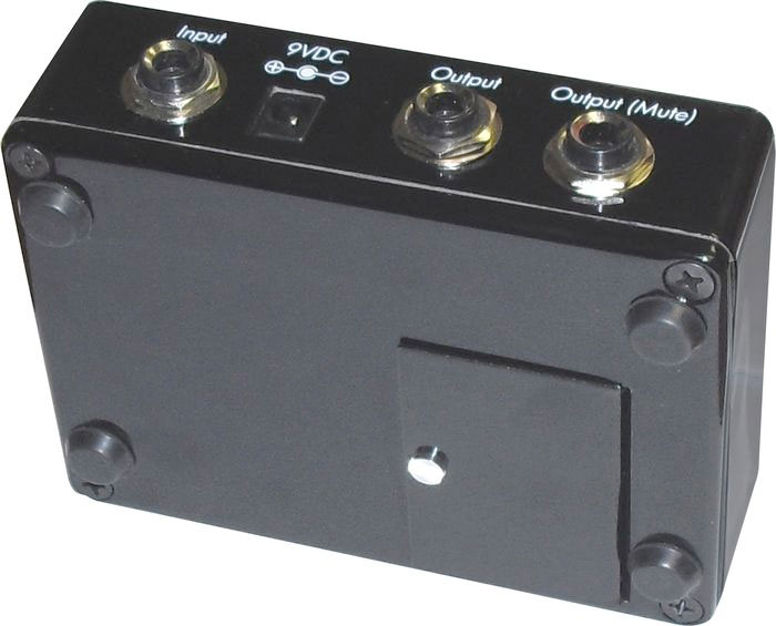 Morley AC-1 Accu-Tuner Rear View