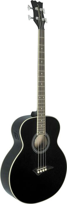 Dean EAB Acoustic-Electric Bass Angled View