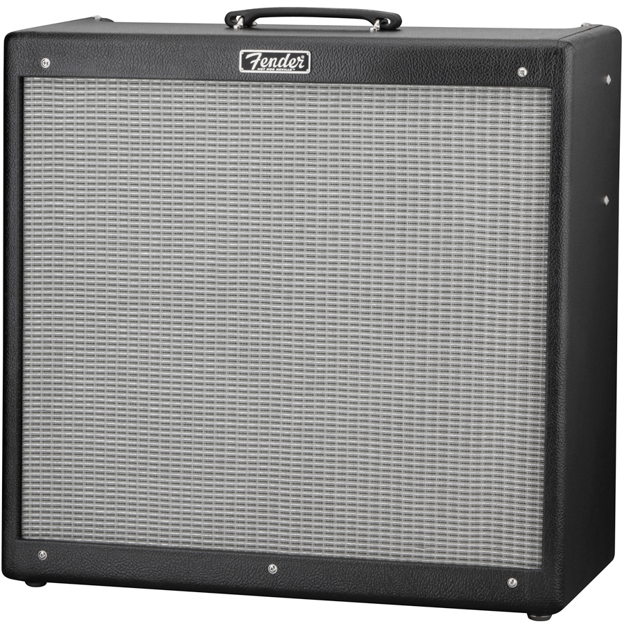 Fender Hot Rod DeVille 410 III Angled View