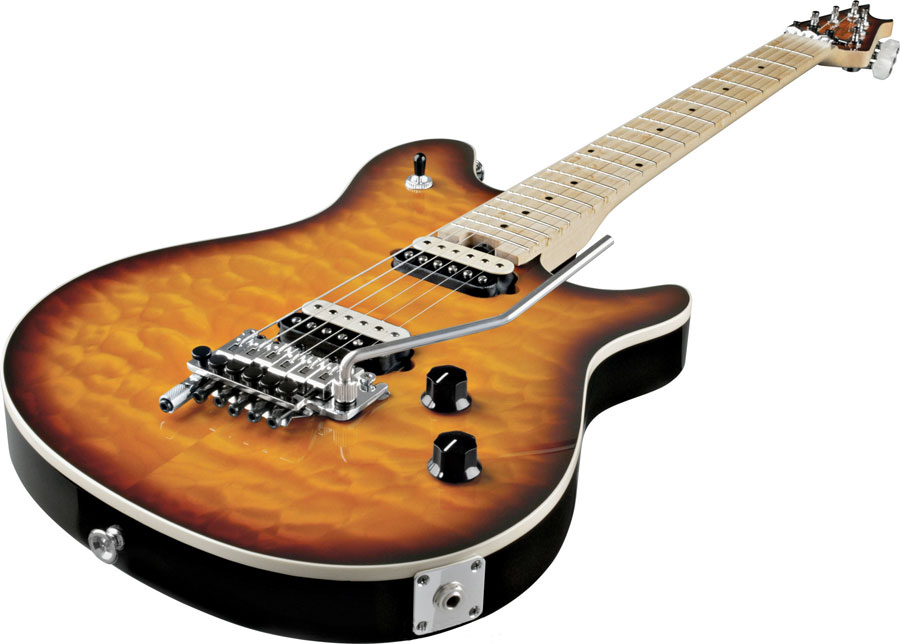 EVH Wolfgang Special Angled Tobacco Sunburst