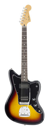 Blacktop Jazzmaster HS 3-Color Sunburst