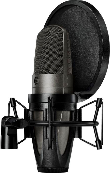 Shure KSM42 With Shockmount