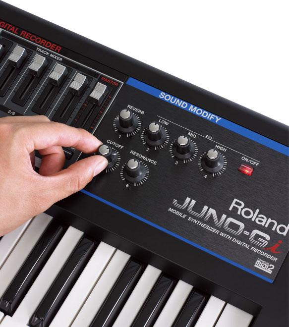 Roland Juno-GiView 9