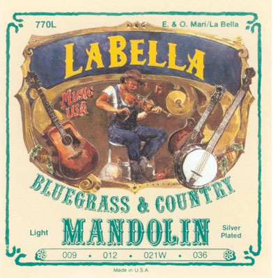770L - Mandolin Folk Strings