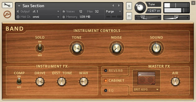 Native Instruments Komplete Elements Screenshot 1