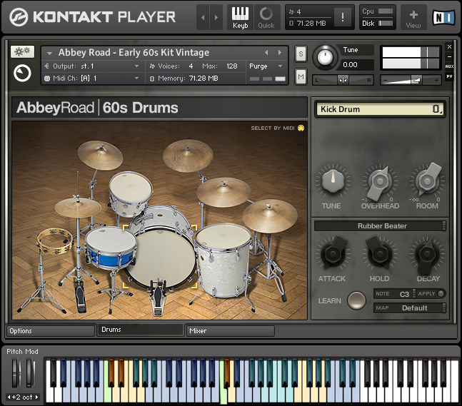 Native Instruments Komplete Elements Screenshot 3
