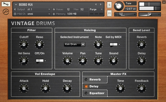 Native Instruments Komplete Elements Screenshot 5