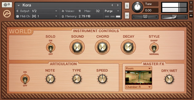 Native Instruments Komplete Elements Screenshot 6