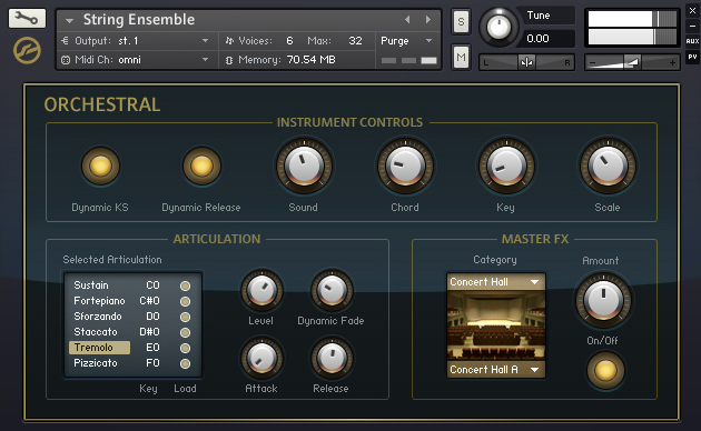 Native Instruments Komplete Elements Screenshot 2