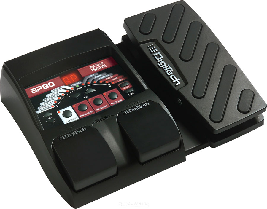 Digitech BP90 Angled View