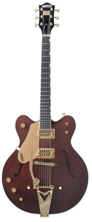 G6122-1962LH Left-Handed Chet Atkins Country Gentleman - Walnut Stain