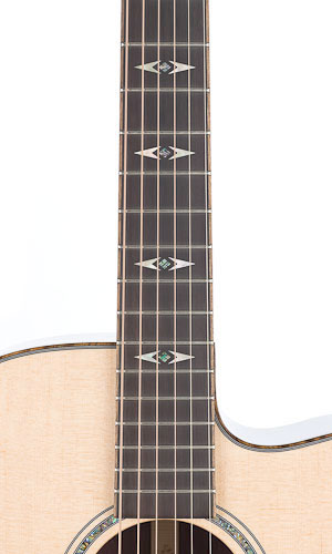 Martin OMCPA1 Neck Detail