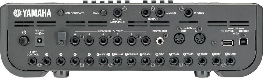 TCS DTX-PAD Rear