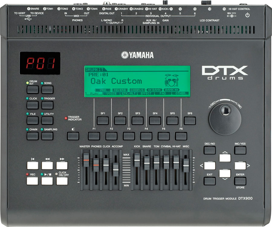 TCS DTX-PAD Front