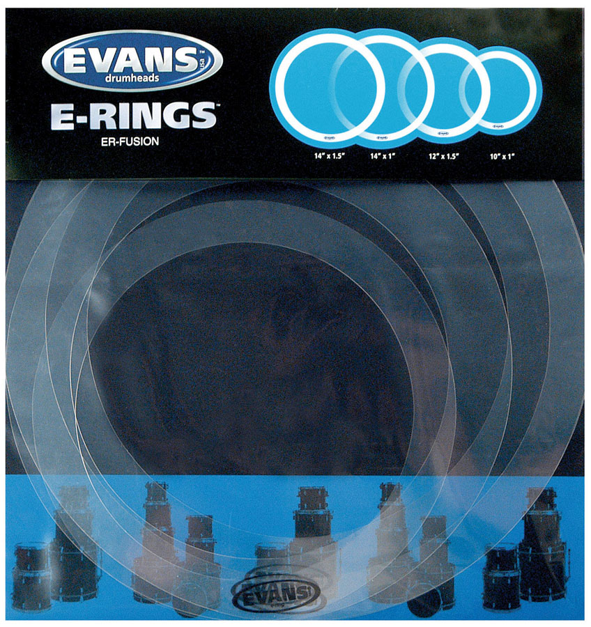 E-Ring Fusion Pack, 4pc set