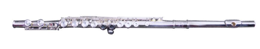 Flute Outfit - C Close-hole Flute