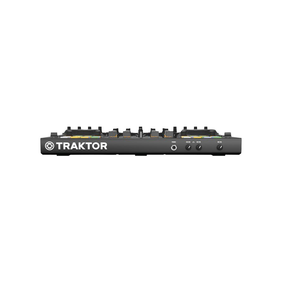 Native Instruments Traktor Kontrol S4 MK2 Ins and Outs