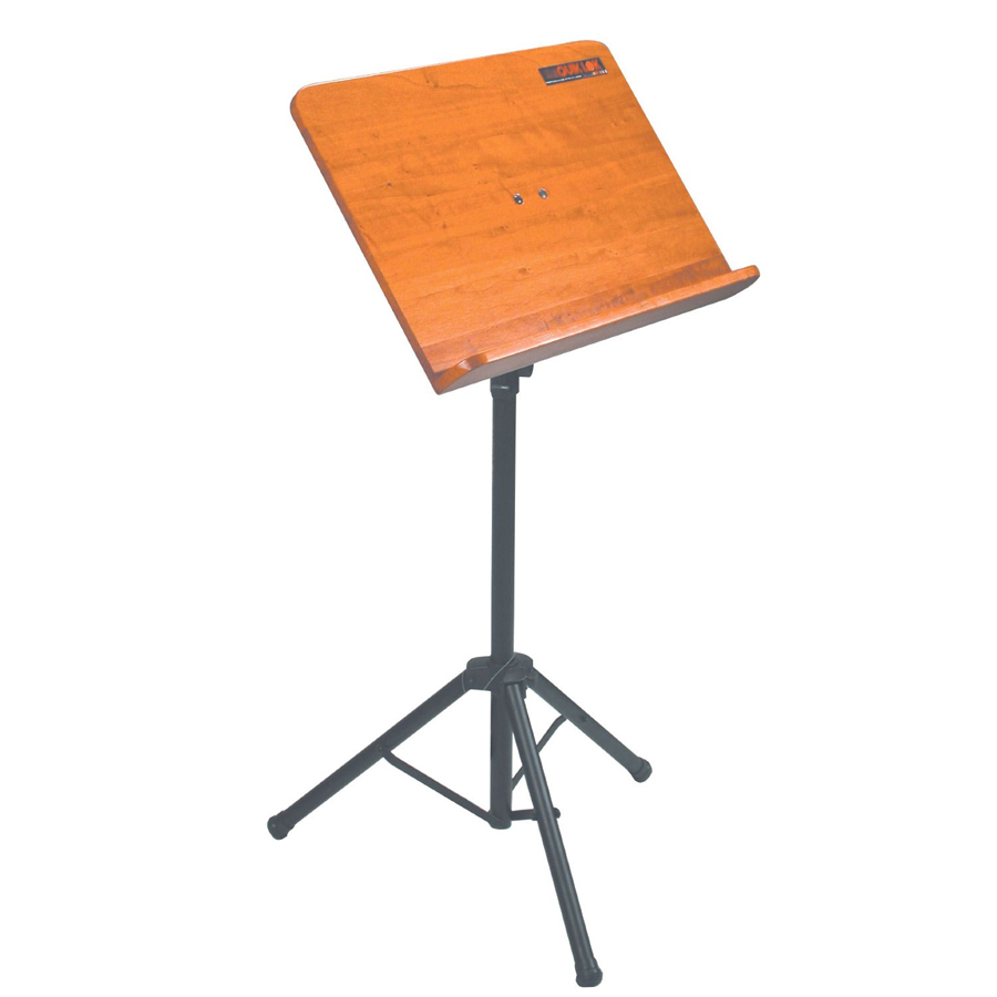 MS-332 Sheet Music Stand - Wood