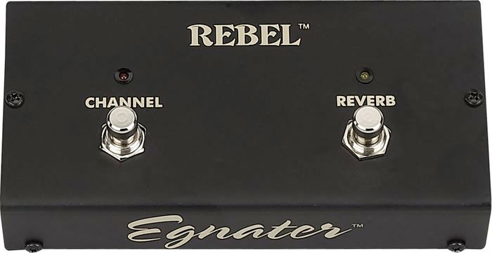 Egnater Rebel 30 112 Combo Footswitch