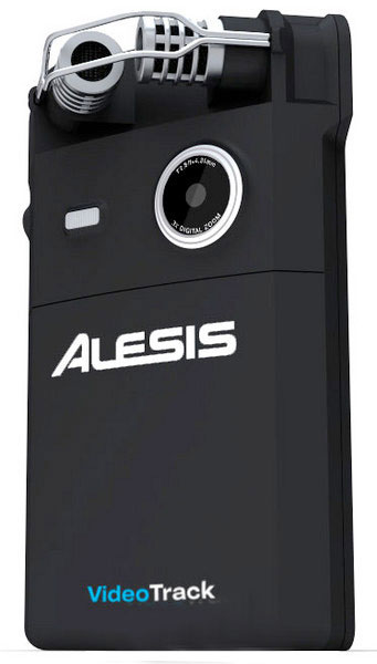 Alesis VideoTrack Rear View