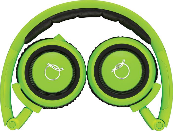 Akg Q460 - Green Folded View