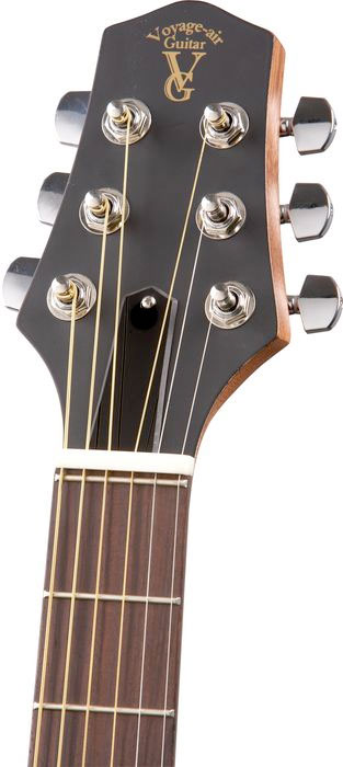 Voyage-Air Guitars VAOM-04 Songwriter Headstock
