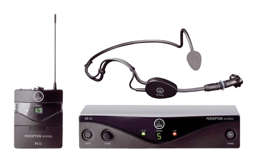 WMS45 Perception Headset  System