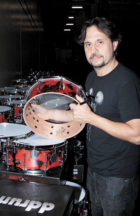 Ddrums Dave Lombardo Signature Snare drum Lombardo