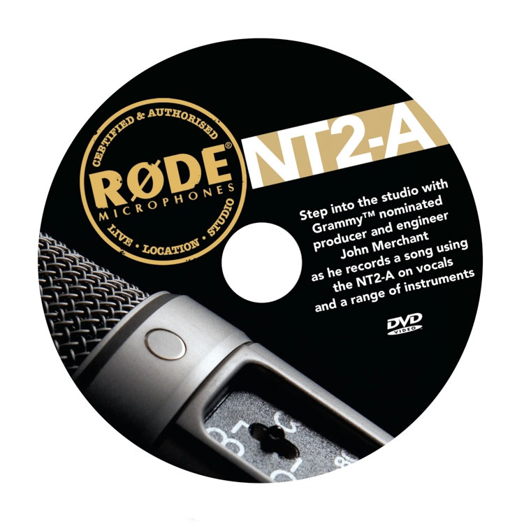 Rode NT2-A Bundle Disk