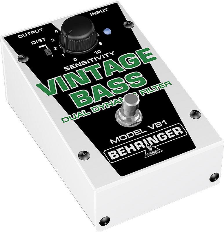 VB1 Vintage Bass
