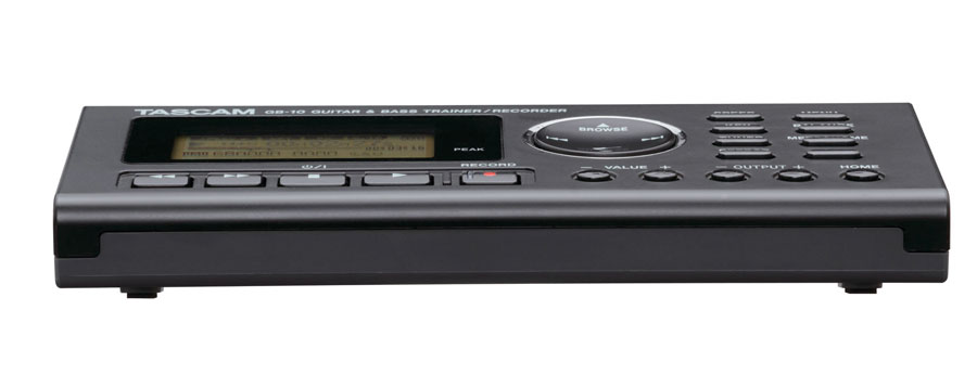 Tascam GB-10 Front View