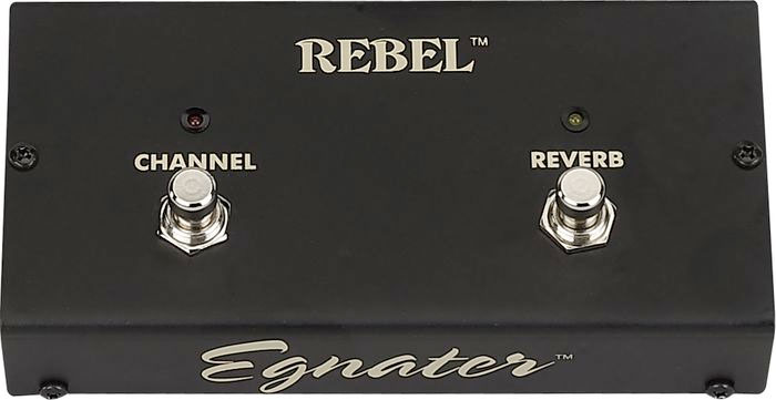 Egnater Rebel 30 212 Combo Footswitch
