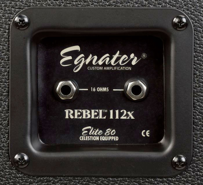 Egnater Rebel 112X Panel