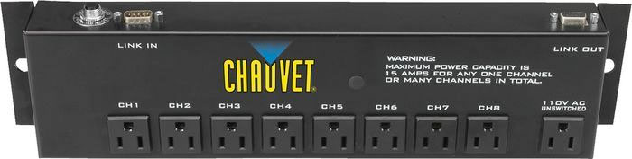 Chauvet SF-9005 Relay Pack Top